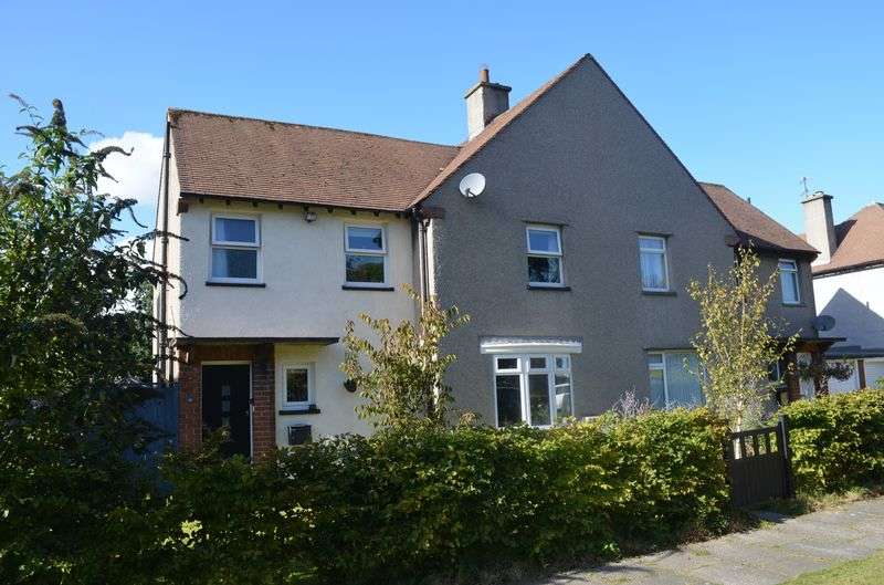 3 Bedrooms Semi Detached House for sale in Ravensmede, Alnwick