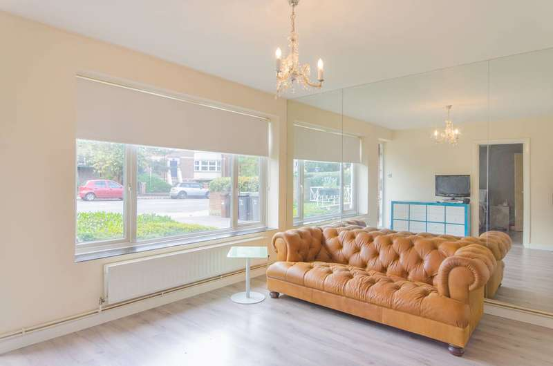 1 Bedroom Flat for sale in Bromley Road, Beckenham, BR3