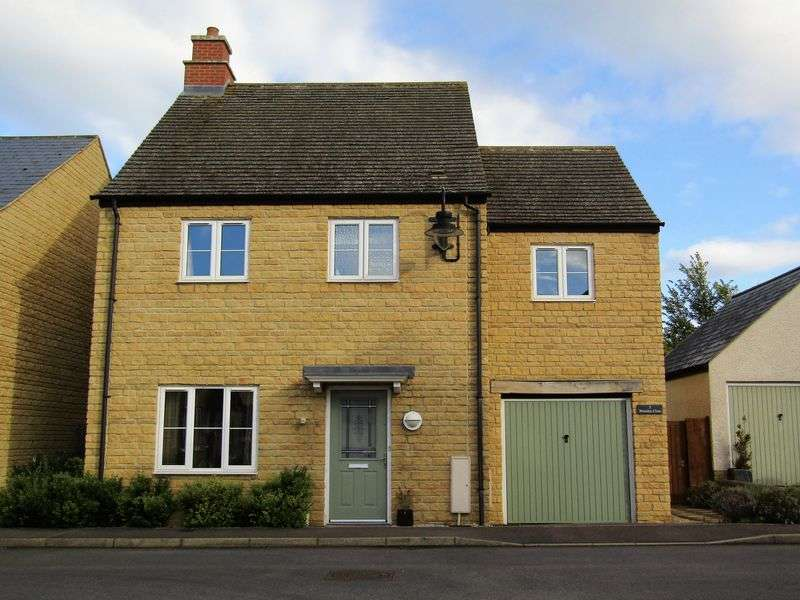 4 Bedrooms Detached House for sale in Breaches Close, Cheltenham