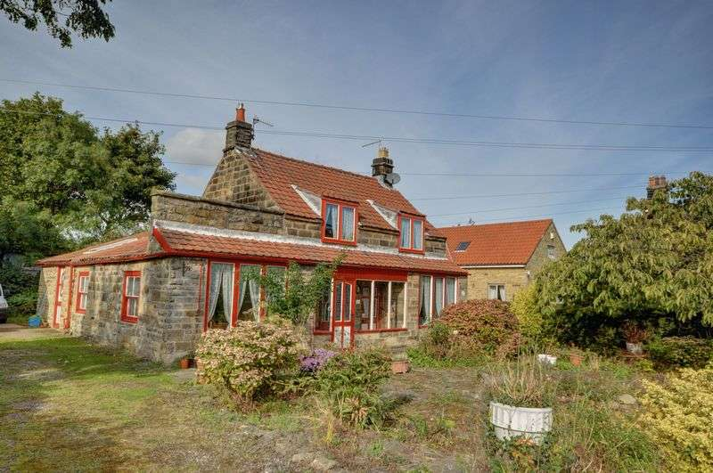 2 Bedrooms Detached House for sale in Coach Road, Sleights