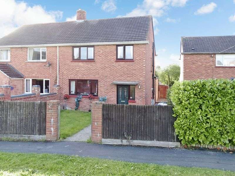 3 Bedrooms Semi Detached House for sale in Fullers Close, Melksham
