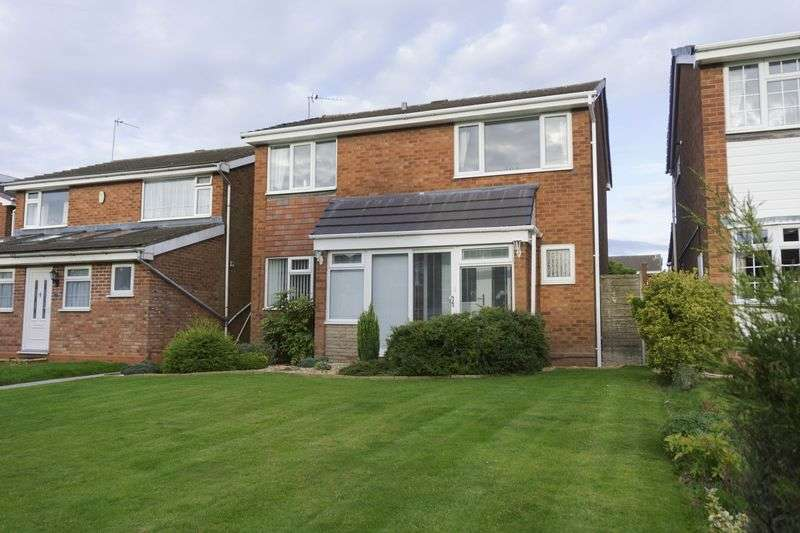 3 Bedrooms Detached House for sale in Highfield Way, Aldridge, Walsall