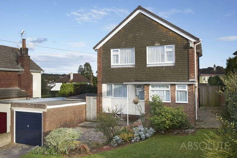 3 Bedrooms Detached House for sale in Grosvenor Avenue, Torquay