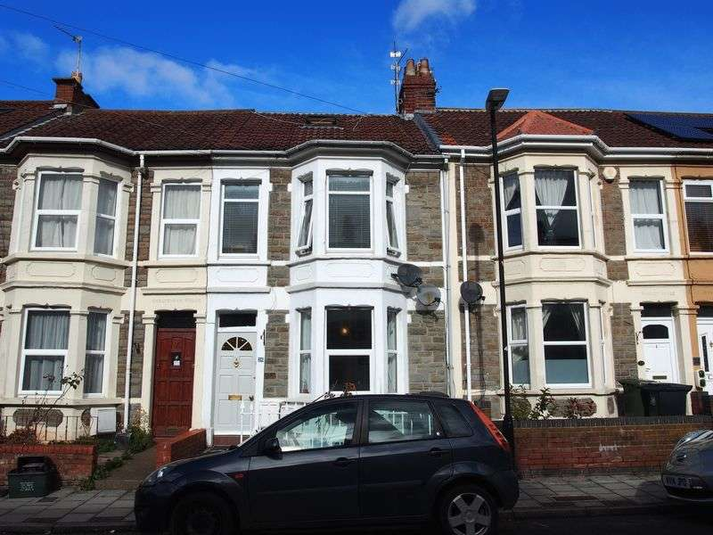 2 Bedrooms Flat for sale in Redfield, Bristol