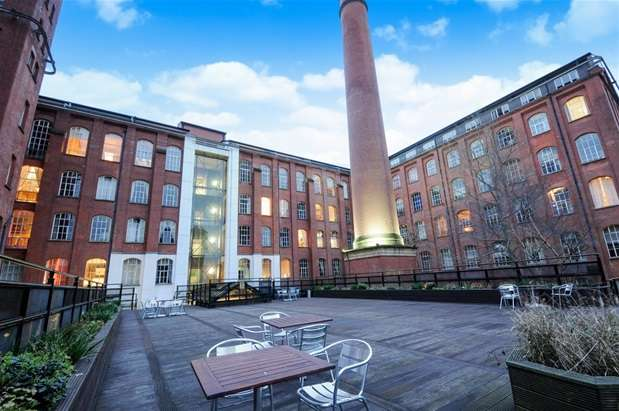 1 Bedroom Flat for sale in Manhattan Building, Bow Quarter, 60 Fairfield Road