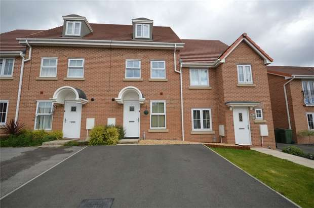 4 Bedrooms Terraced House for sale in Sparks Croft, Port Sunlight, Merseyside