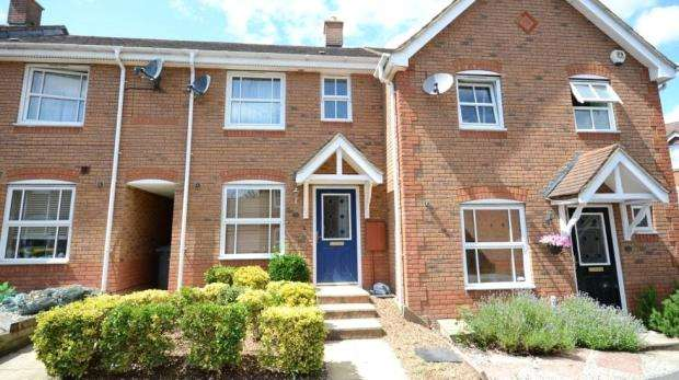2 Bedrooms Terraced House for sale in Dickens Lane, Old Basing, Basingstoke