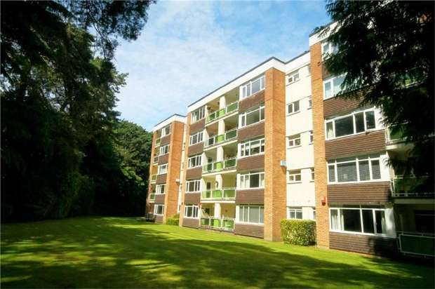 2 Bedrooms Flat for sale in 19-21 The Avenue, Branksome Park, Poole, Dorset