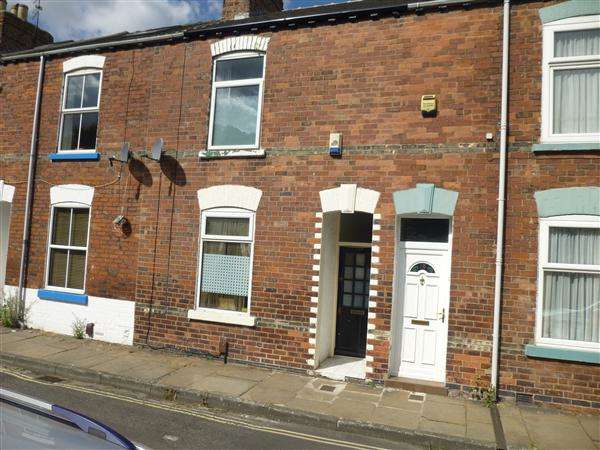 2 Bedrooms Terraced House for sale in Filey Terrace, Off Bootham