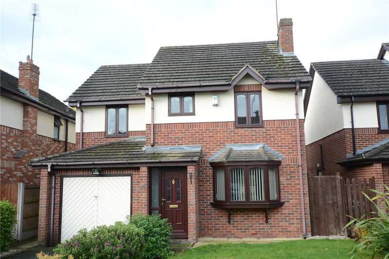 4 Bedrooms Detached House for sale in The Meadows, Little Neston, Cheshire