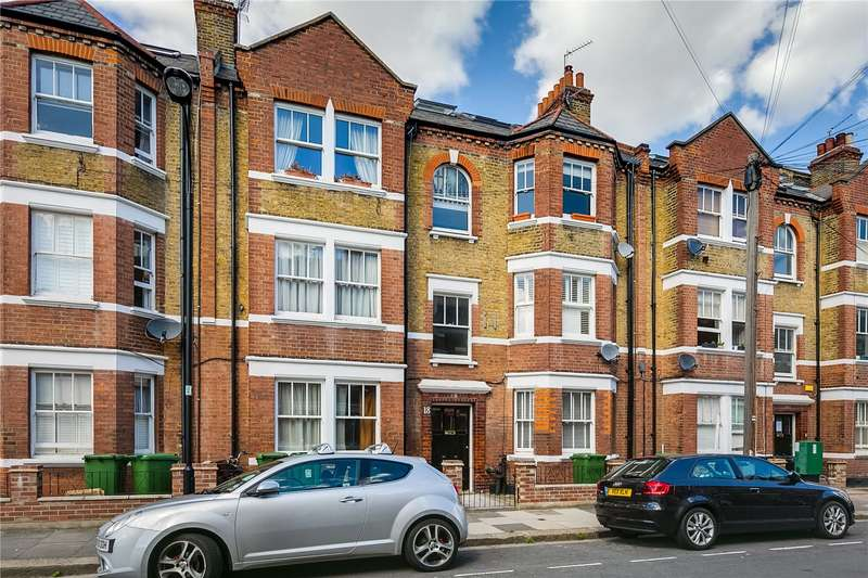 1 Bedroom Ground Flat for sale in Vera Road, London, SW6