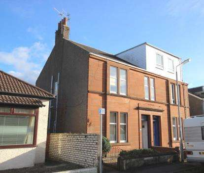 2 Bedrooms Flat for sale in Allanpark Street, Largs