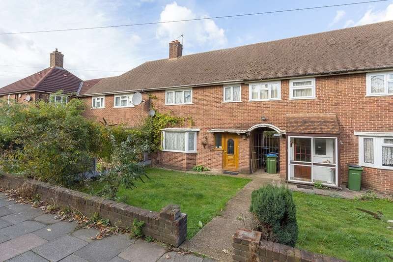 3 Bedrooms Terraced House for sale in Buckler Gardens, London
