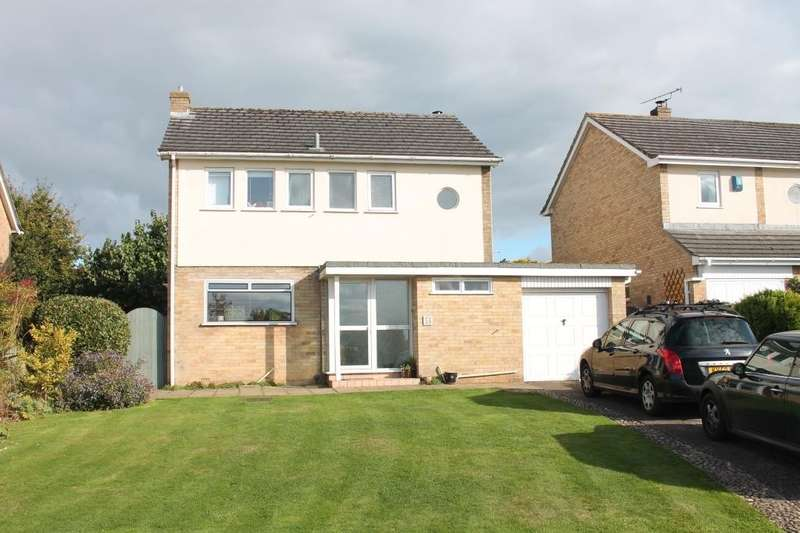 3 Bedrooms Detached House for sale in Ottery St Mary