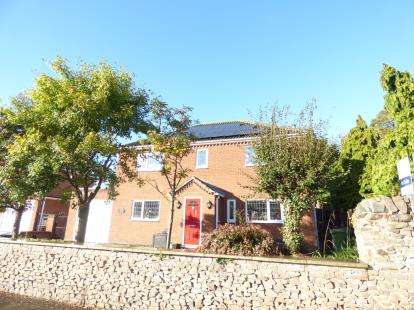 4 Bedrooms Detached House for sale in Highfield Street, Stoney Stanton, Leicester, Leicestershire