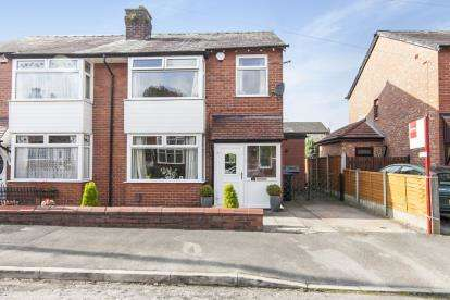3 Bedrooms Semi Detached House for sale in Borth Avenue, Offerton, Stockport, Cheshire