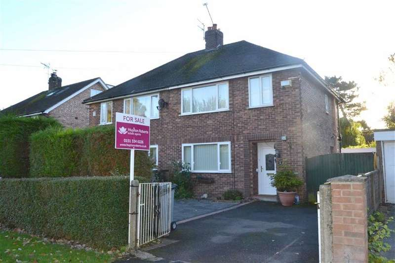 3 Bedrooms Property for sale in Morland Avenue, Bromborough, Wirral