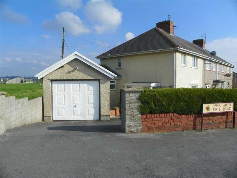 3 Bedrooms Property for sale in Firth Road, Penyfan, Llanelli