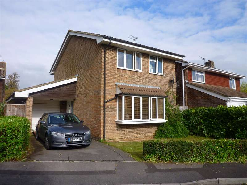 3 Bedrooms Property for sale in Halfway Close, Trowbridge