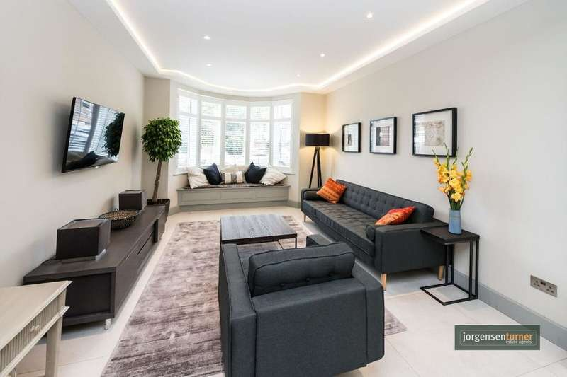 4 Bedrooms House for sale in Palermo Road, London, NW10 5YN