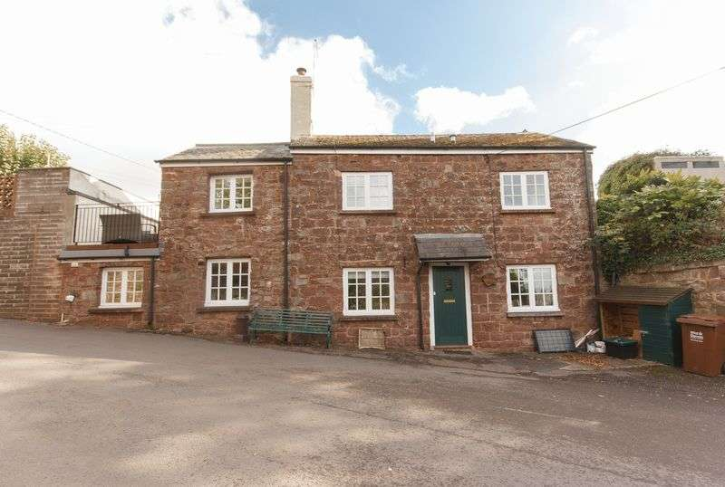 3 Bedrooms Detached House for sale in Back Lane, Sandford