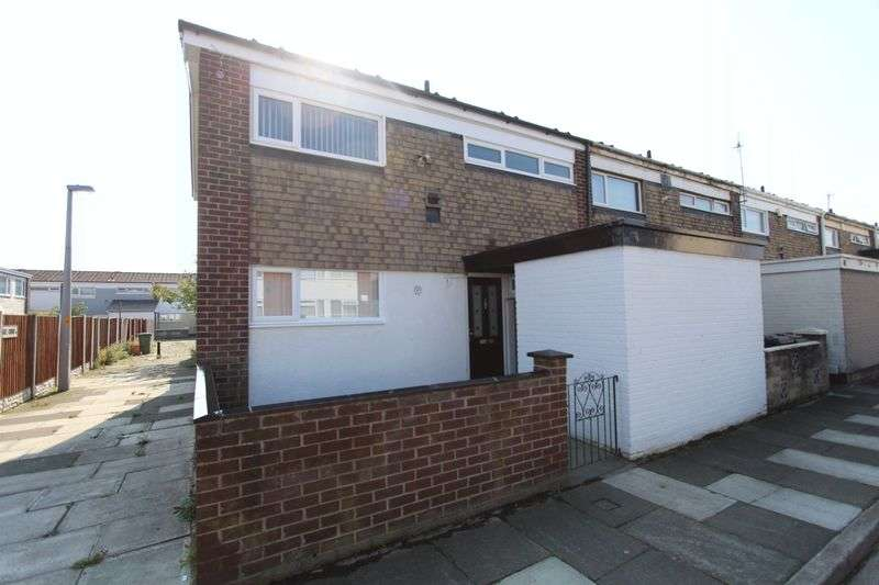 3 Bedrooms Terraced House for sale in Red Lomes, Liverpool