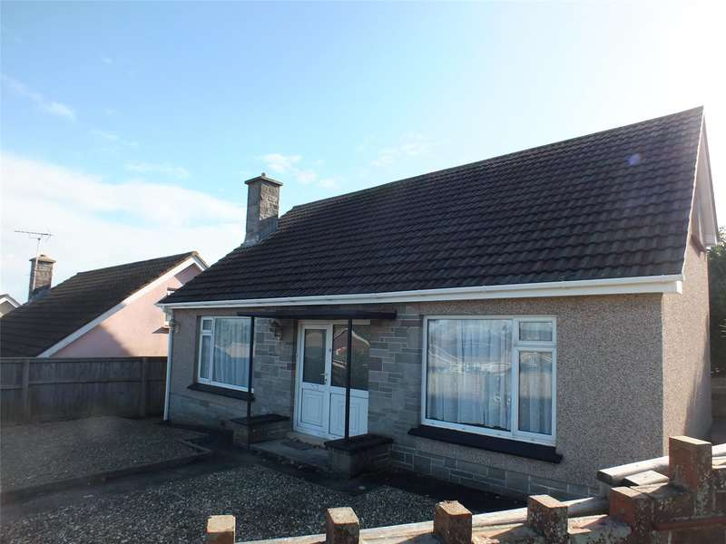 4 Bedrooms Detached Bungalow for sale in Romilly Crescent, Hakin, Milford Haven