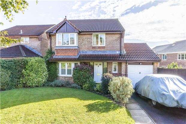 4 Bedrooms Detached House for sale in Naishes Avenue, Peasedown St. John, BATH, BA2 8TW