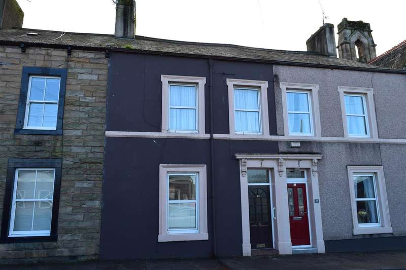 2 Bedrooms Terraced House for sale in South Street, Cockermouth