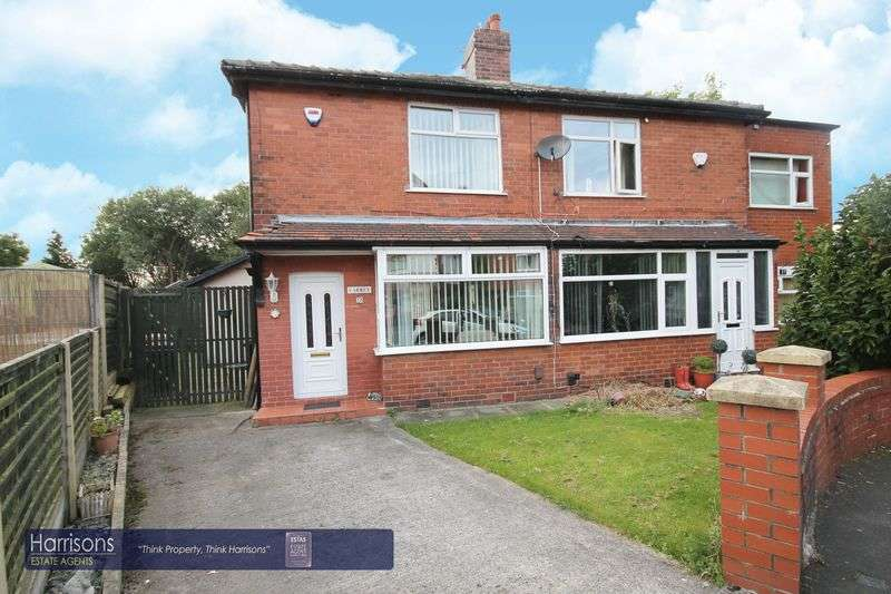 2 Bedrooms Semi Detached House for sale in Callis Road, Bolton, Lancashire.