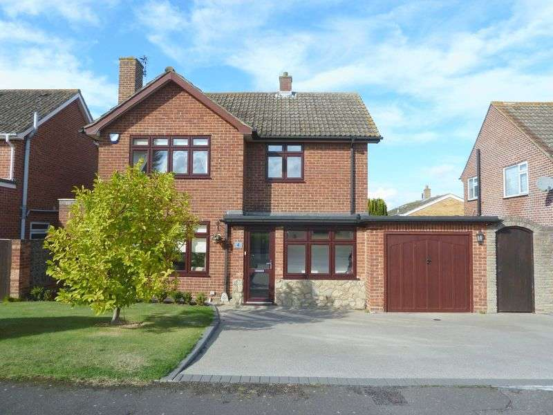 3 Bedrooms Detached House for sale in Philip Avenue, Swanley