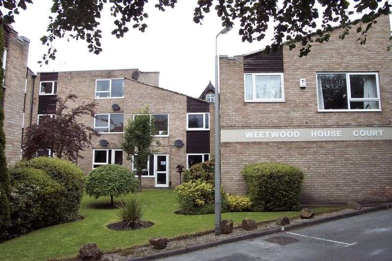 2 Bedrooms Flat for sale in Weetwood House Court, Leeds