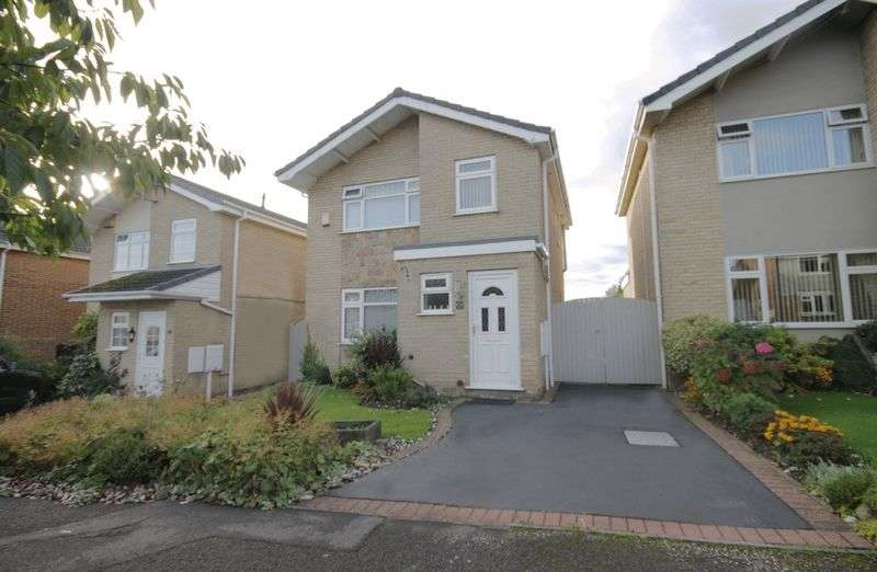 3 Bedrooms Detached House for sale in HOME FARM DRIVE, ALLESTREE