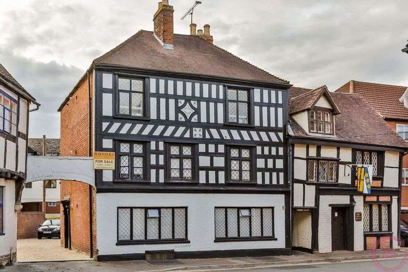 3 Bedrooms Flat for sale in Tolsey Lane, Tewkesbury