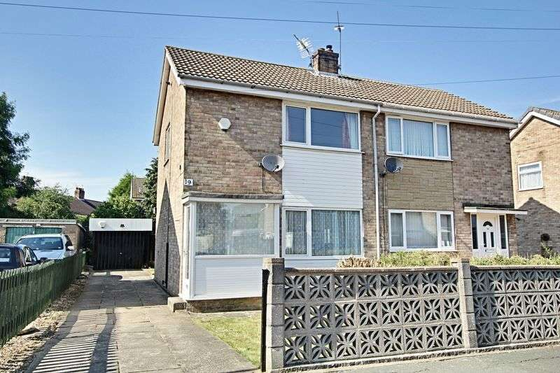 2 Bedrooms Property for sale in Sylvia Close, Hull