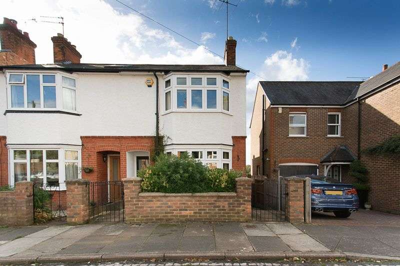 2 Bedrooms Semi Detached House for sale in Offa Road, St. Albans