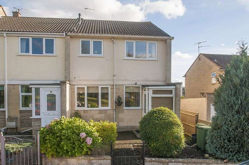 3 Bedrooms Terraced House for sale in Weston, Bath