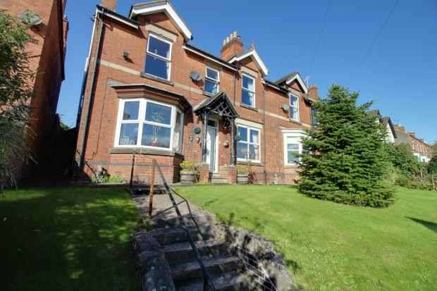 4 Bedrooms Terraced House for sale in The Green Road, Ashbourne, Derbyshire, DE6 1ED