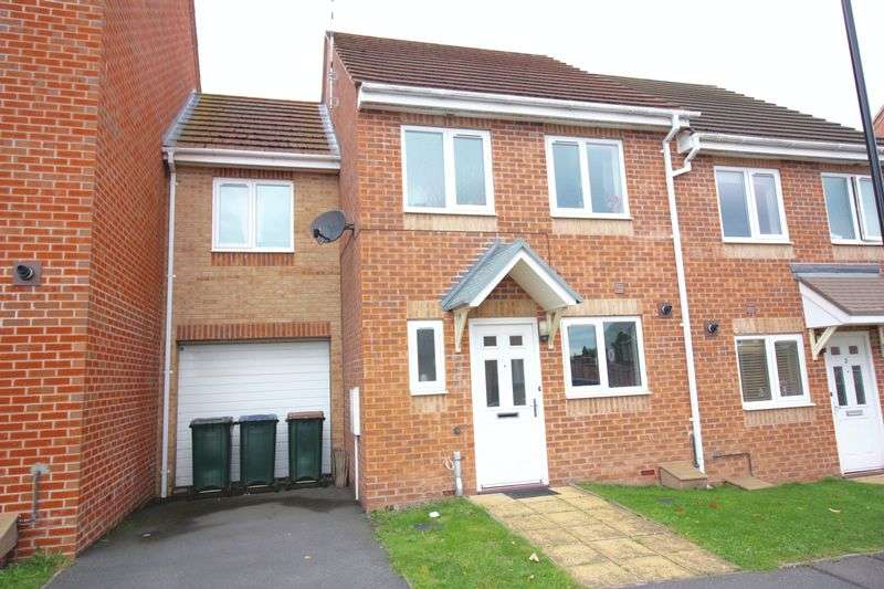 3 Bedrooms Terraced House for sale in Samuel Road, Stoke Heath, Coventry