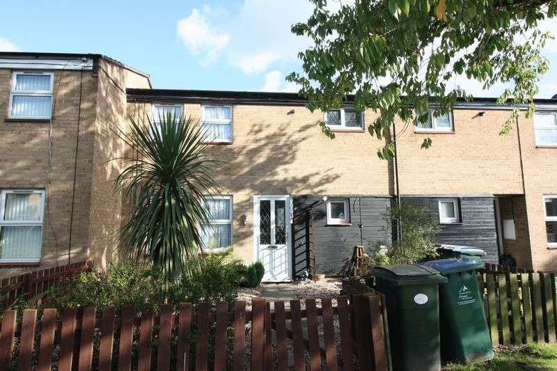 3 Bedrooms Terraced House for sale in Goodman Way, Tile Hill, Coventry
