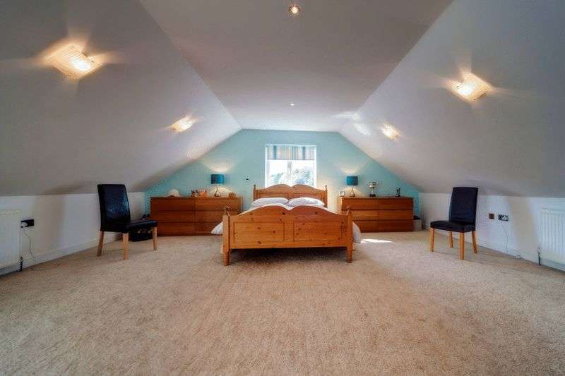3 Bedrooms Detached House for sale in Brandywell Cottage, Ellington