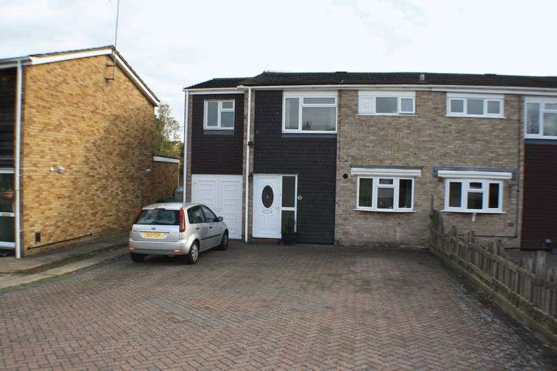 4 Bedrooms Semi Detached House for sale in Woodley