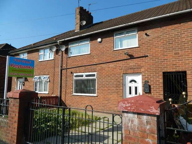 3 Bedrooms Terraced House for sale in Kingsland Crescent, Liverpool, L11