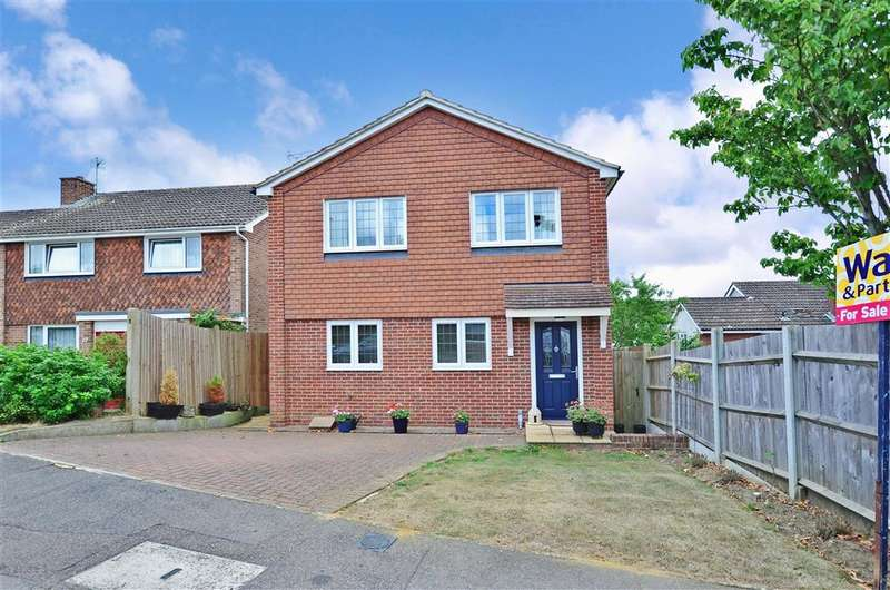 2 Bedrooms Detached House for sale in The Almonds, Bearsted, Maidstone, Kent