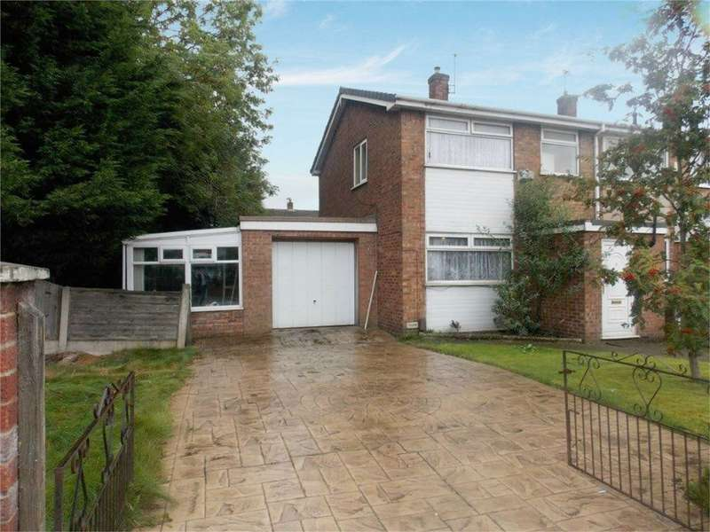 3 Bedrooms End Of Terrace House for sale in Philips Avenue, Farnworth, Bolton, Lancashire
