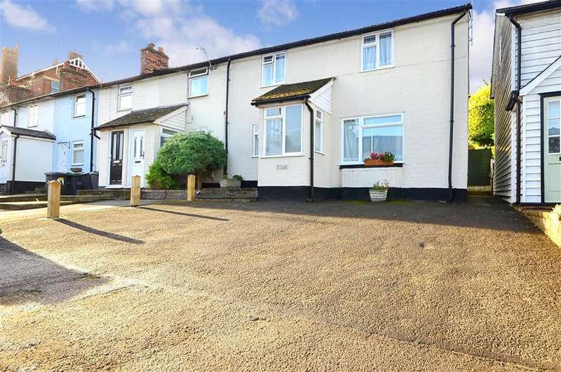 3 Bedrooms End Of Terrace House for sale in Pembury Road, Tonbridge, Kent