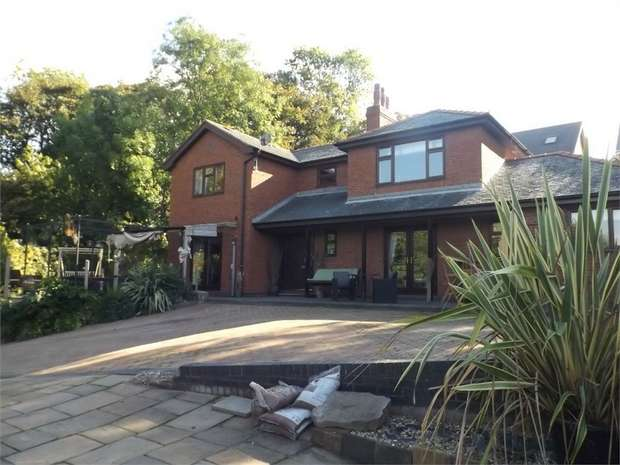5 Bedrooms Detached House for sale in Pandy Lane, Dyserth, Rhyl, Denbighshire