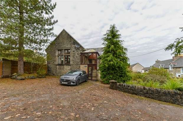 4 Bedrooms End Of Terrace House for sale in St Clair Road, Ardrishaig, Lochgilphead, Argyll and Bute