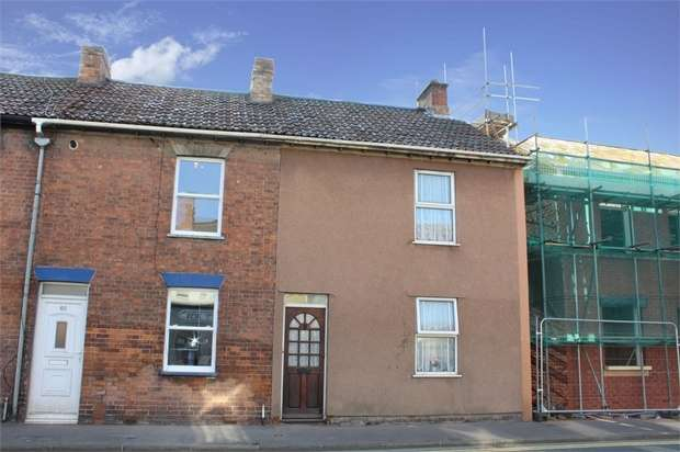 2 Bedrooms Terraced House for sale in Bath Road, Bridgwater, Somerset