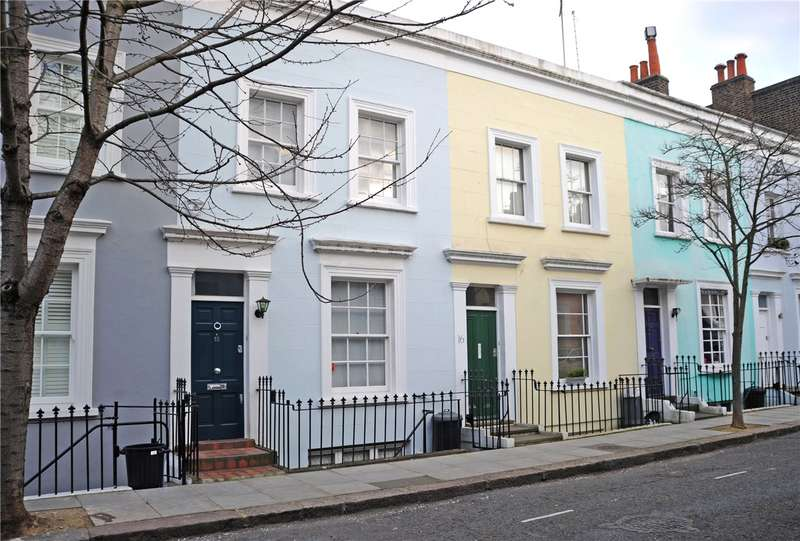 3 Bedrooms Terraced House for sale in Farm Place, London, W8